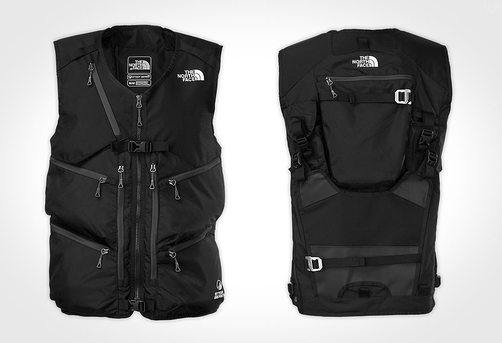 Lumberjac Face North – Powder Vest Guide 1HHwZF