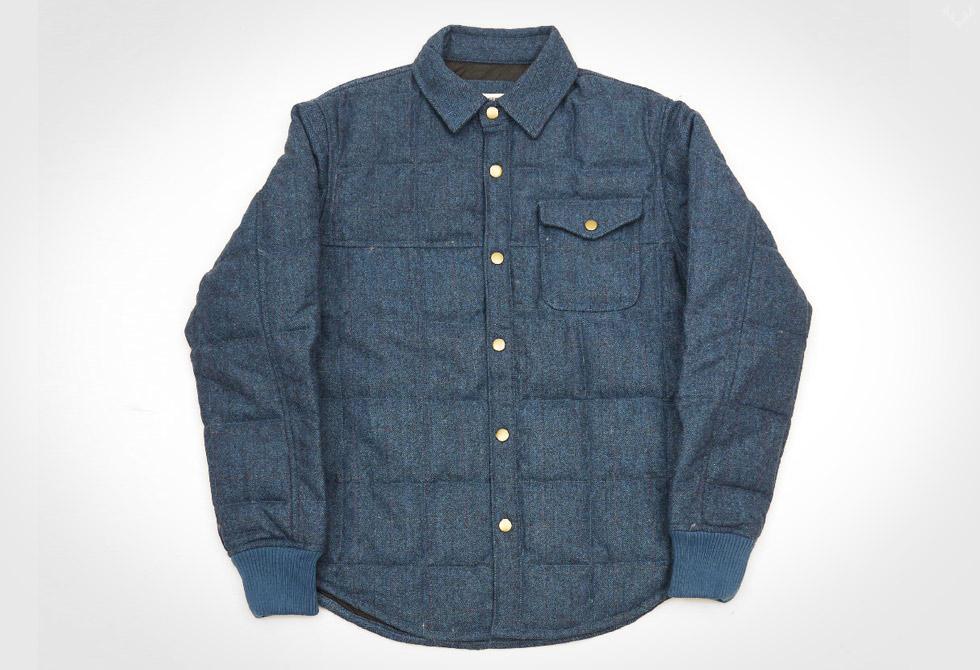 creep-wool-tweed-down-shirt-LumberJac