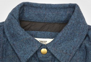 creep-wool-tweed-down-shirt2-LumberJac