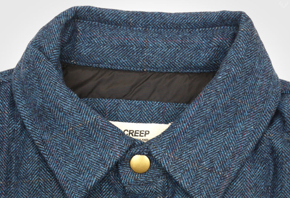 creep-wool-tweed-down-shirt2-LumberJac