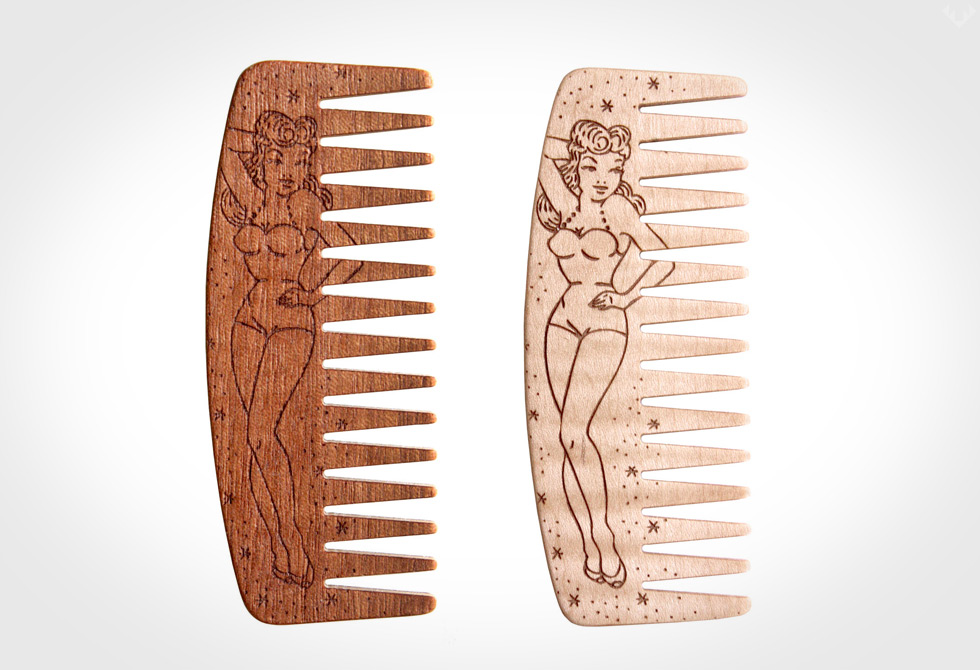 Big-Red-No9-Pin-up-Girl-Beard-Comb-LumberJac