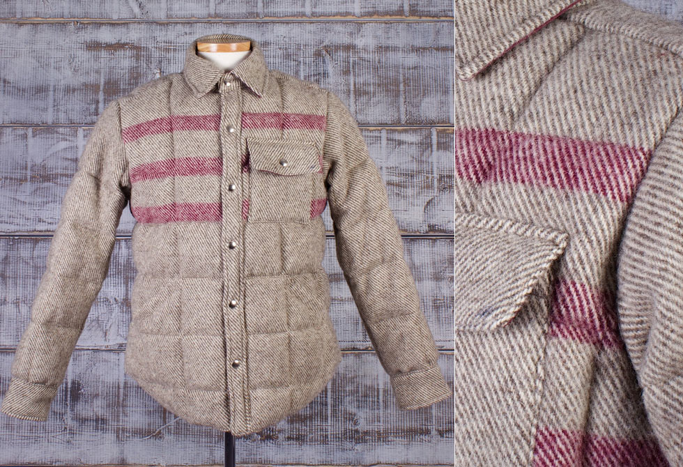 Crescent-Wool-Down-Shirt-LumberJac