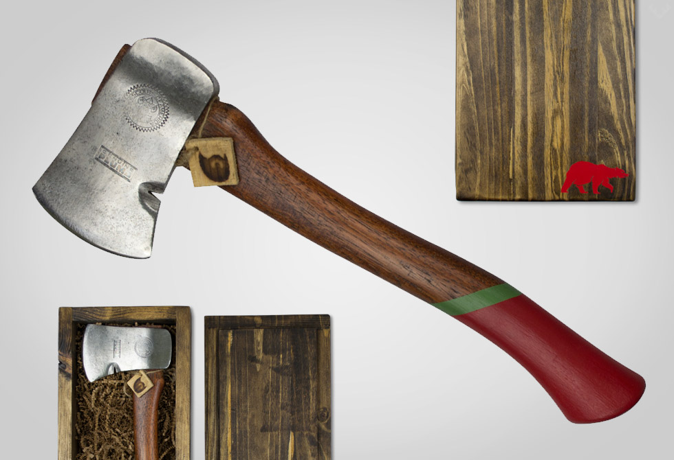 Bsa Hatchet Lumberjac