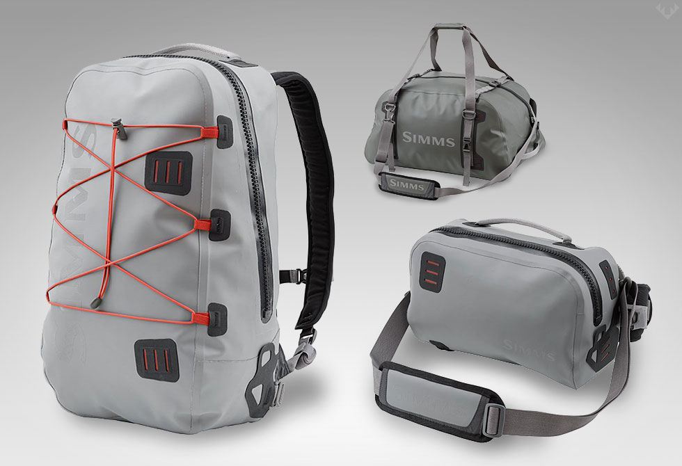 dd69eda705f8 You re as good as a submarine with Simms Dry Creek Z Pack Series. New for  2015