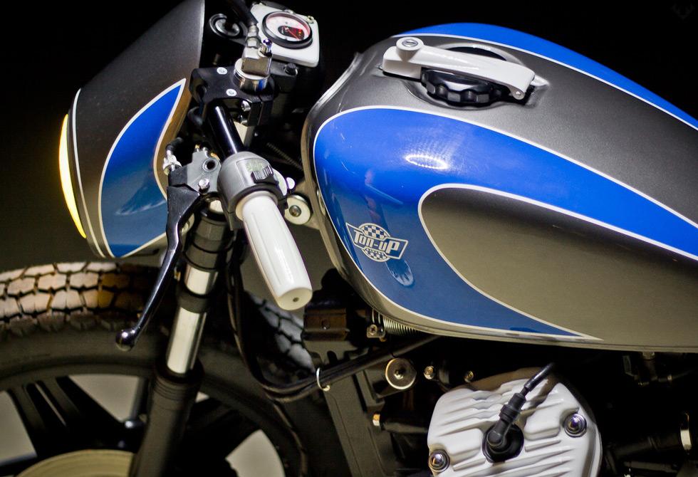 Blubber-Honda-CX500-Ton-up5-LumberJac-Lumberjack