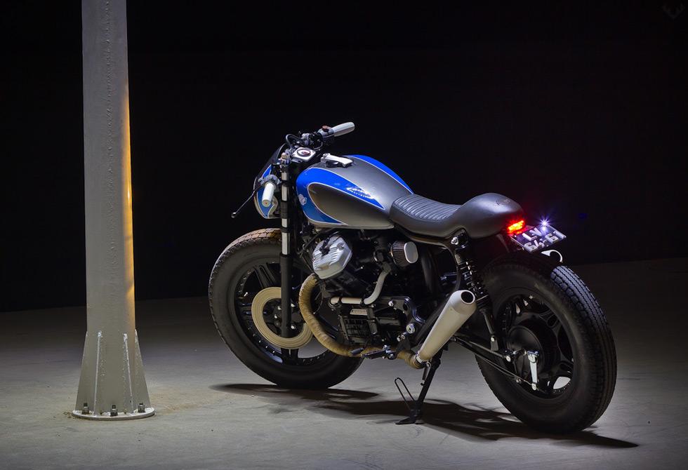 Blubber-Honda-CX500-Ton-up7-LumberJac-Lumberjack