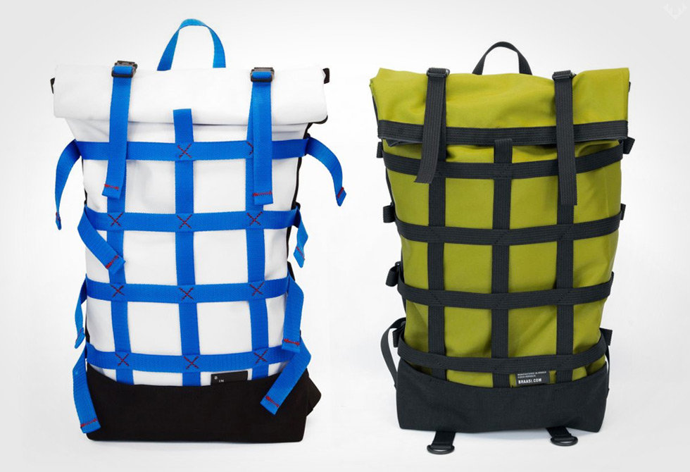 Braasi-Webbing-Backpack