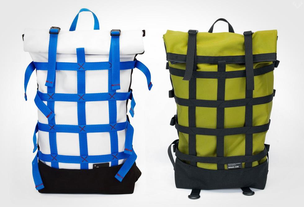 Braasi-Webbing-Backpack