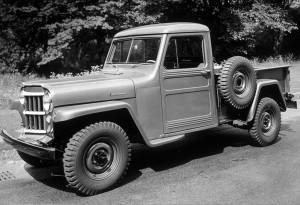 1954-Jeep-4WD-Pickup-Truck-LumberJac