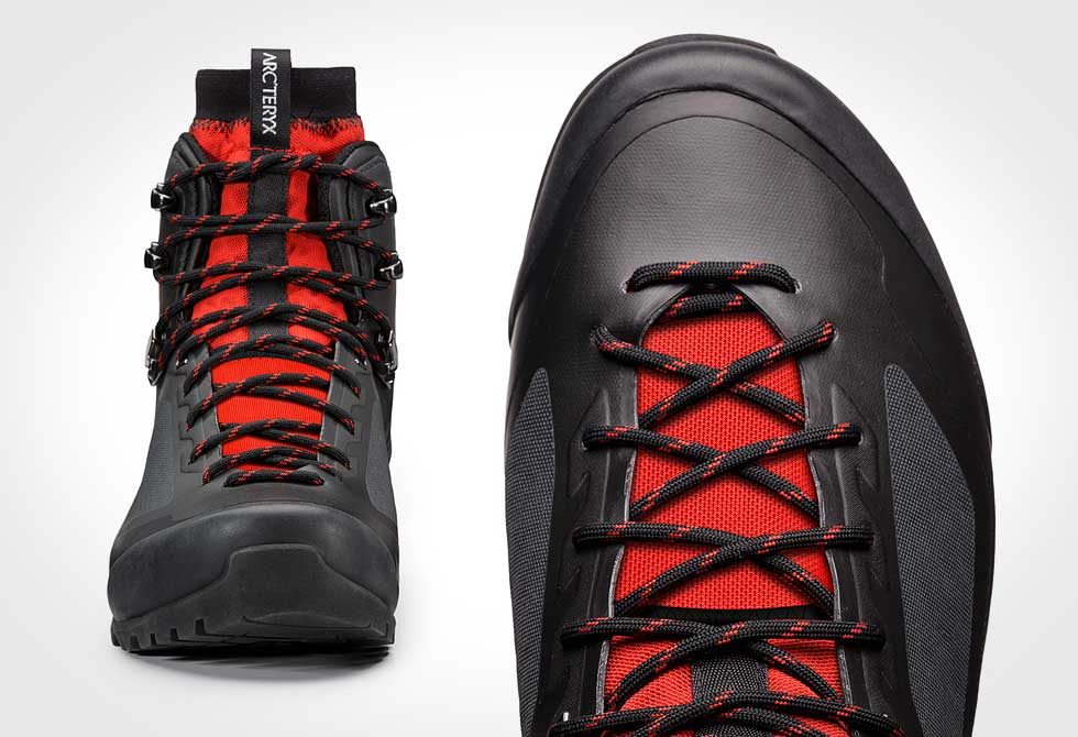 Arc'teryx Bora2 Hiking Boots – LumberJac
