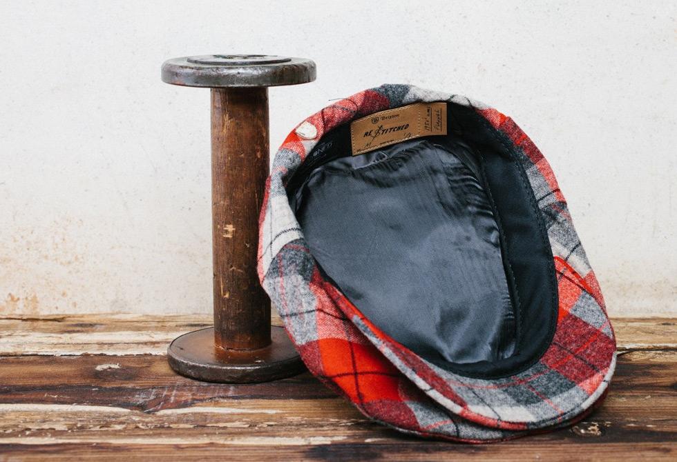 Brixton-Restitched-Barrel-Snap-Cap1-LumberJac