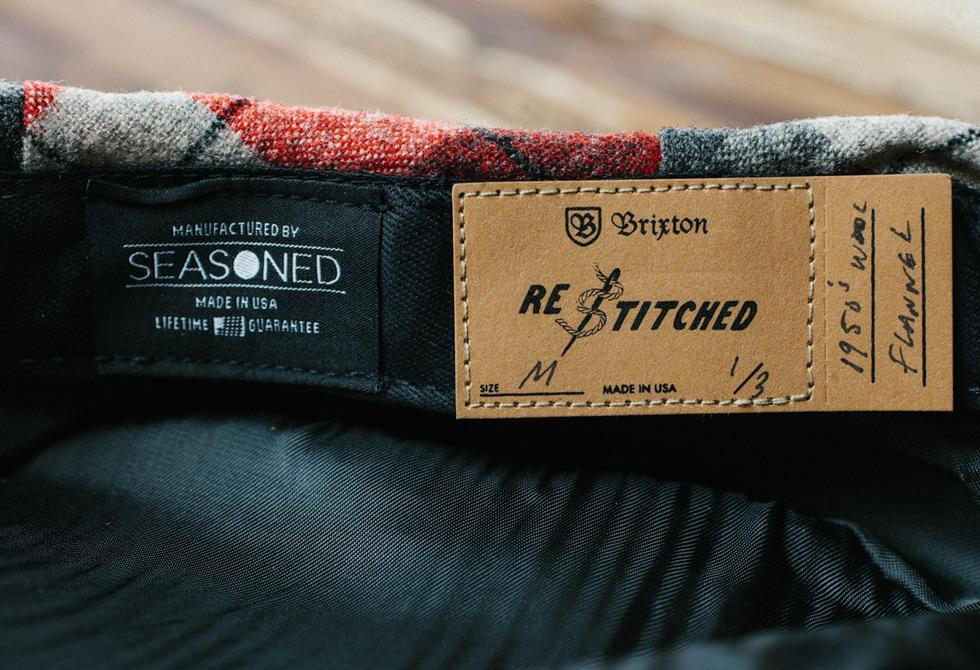Brixton-Restitched-Barrel-Snap-Cap2-LumberJac