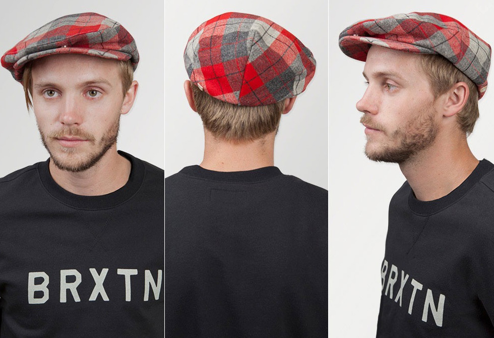 Brixton-Restitched-Barrel-Snap-Cap3-LumberJac