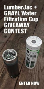 GRAYL Giveaway Contest