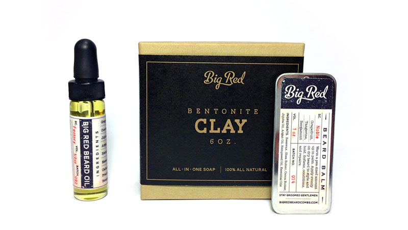 Big-Red-Beard-Oil,-Balm-and-Clay-Soap