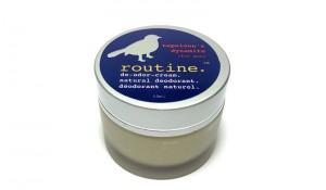 Routine-deoderant