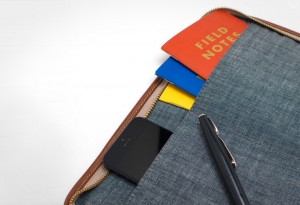 Vintage-Pendleton-Plaid-&-Cognac-Leather-Planner-iPad-Case2-LumberJac