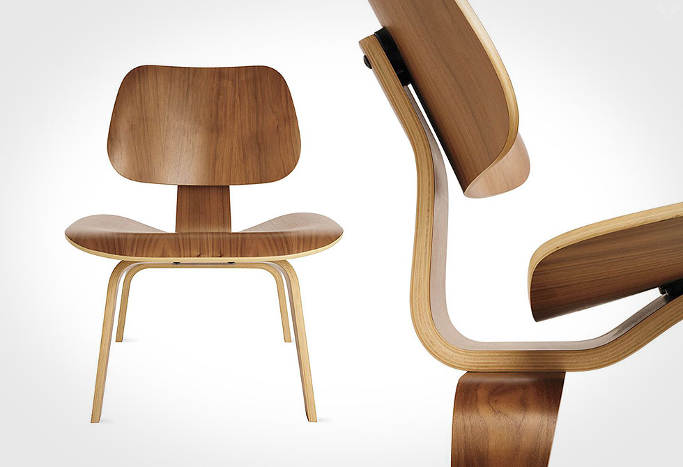 Eames Molded Plywood Chair LumberJac