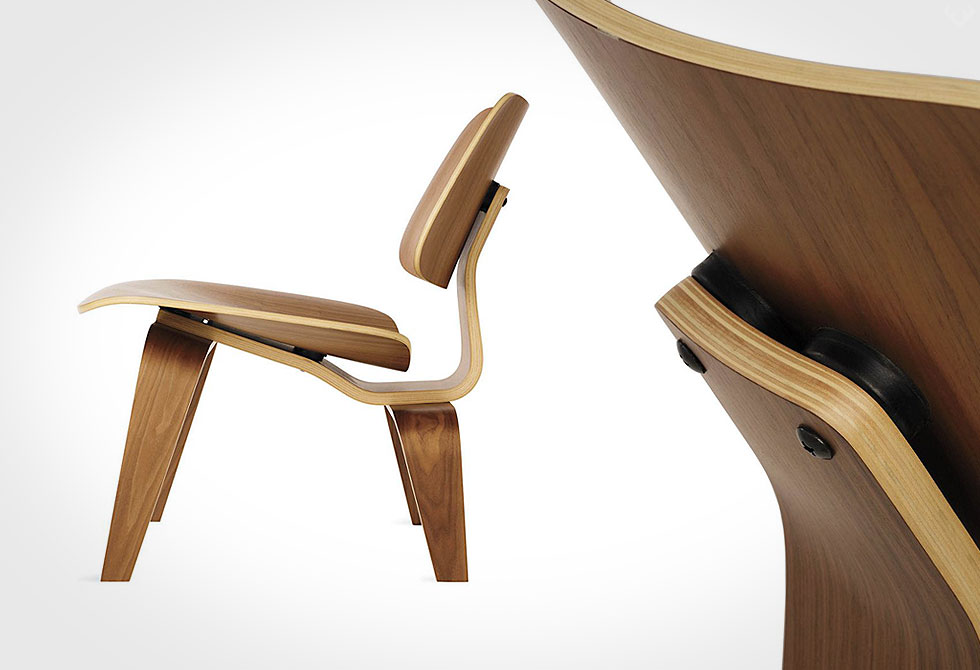 Eames Molded Plywood Chair 2 LumberJac ...