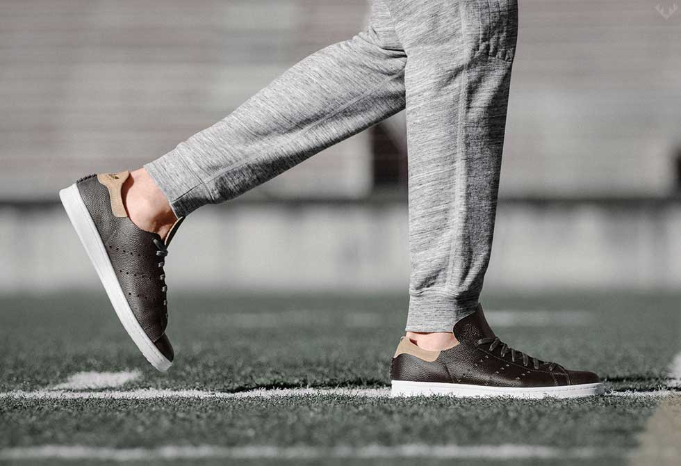 Wings + Horns x Adidas Stan Smith Sneakers