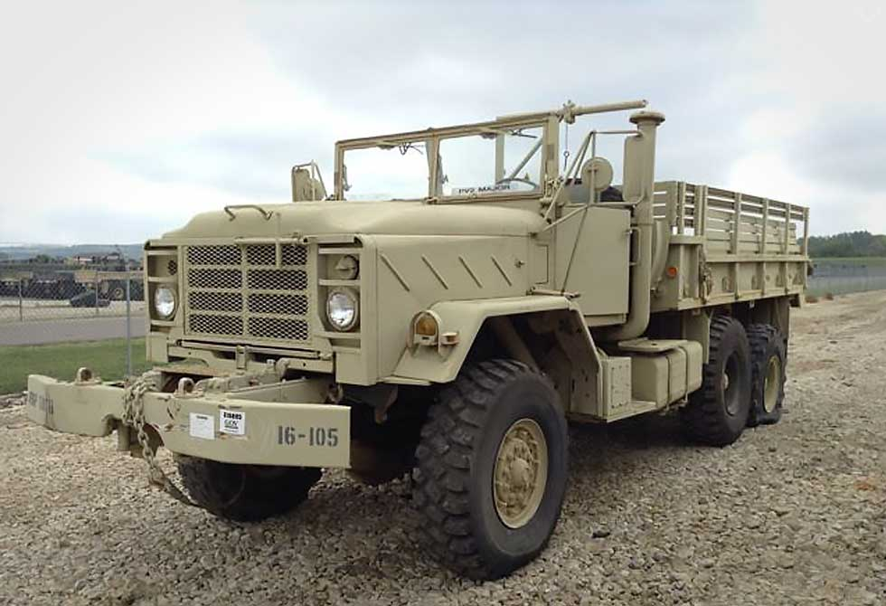 Army Surplus Vehicles