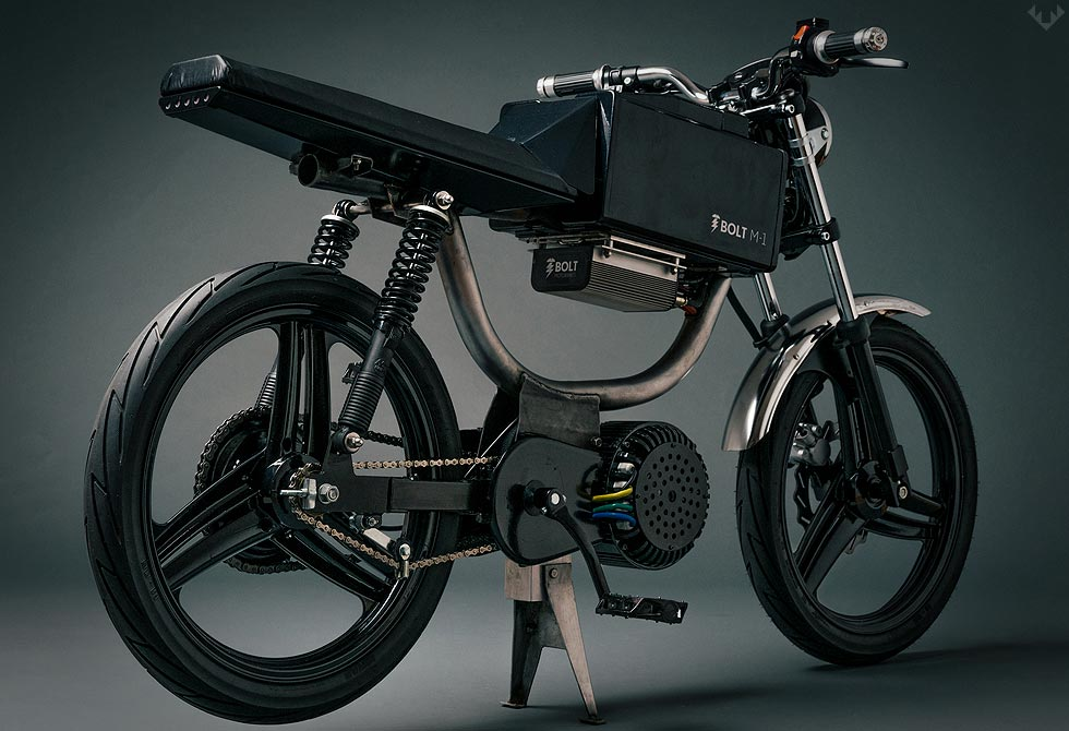 Bolt M-1 Motorbike