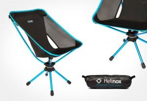 <b>Helinox Swivel Chair</b>