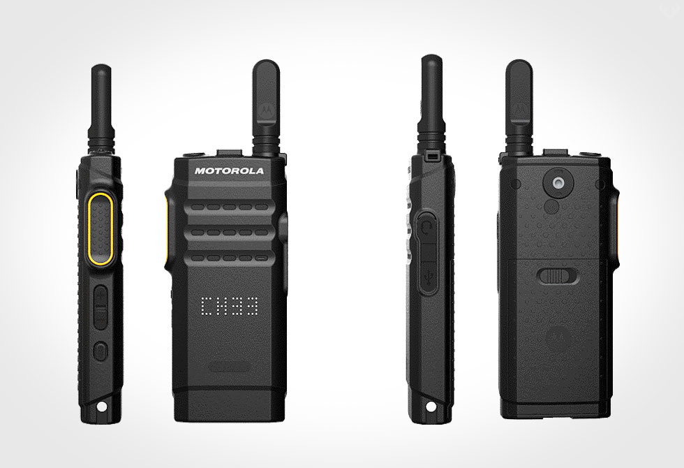 MOTOTRBO SL300 PORTABLE TWO-WAY RADIO