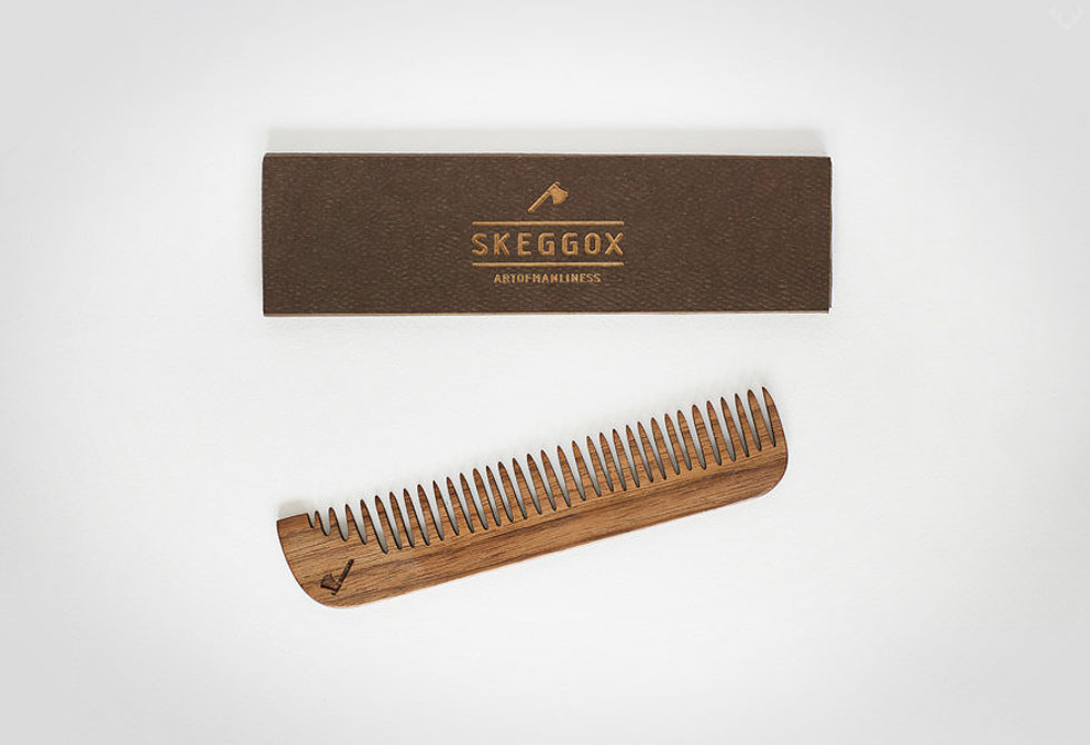 Skeggox Beard Combs