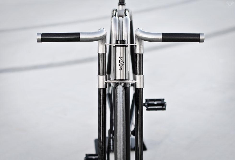 Viks Carbon Fiber Bike