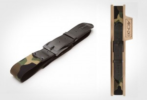 Arcade Sierra Camo Hybrid Belt - LumberJac