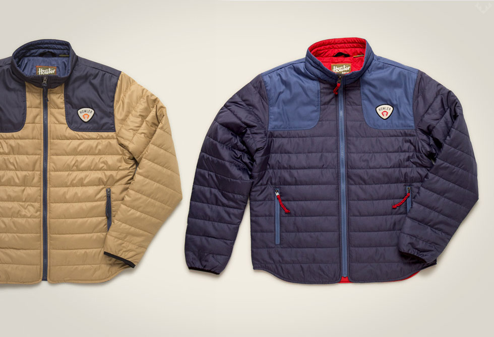 Howler Brothers Fall 2015 Merlin Jacket