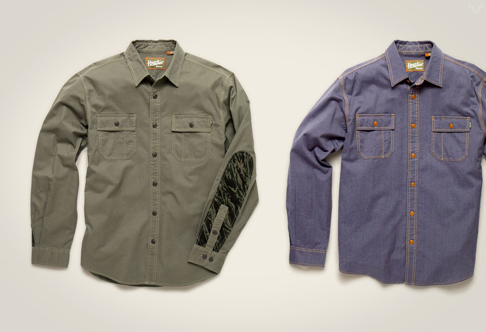 Howler Brothers Fall 2015 - Workman's Shirt