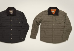 Howler Brothers Fall 2015 - Esmont Quilted Jacket