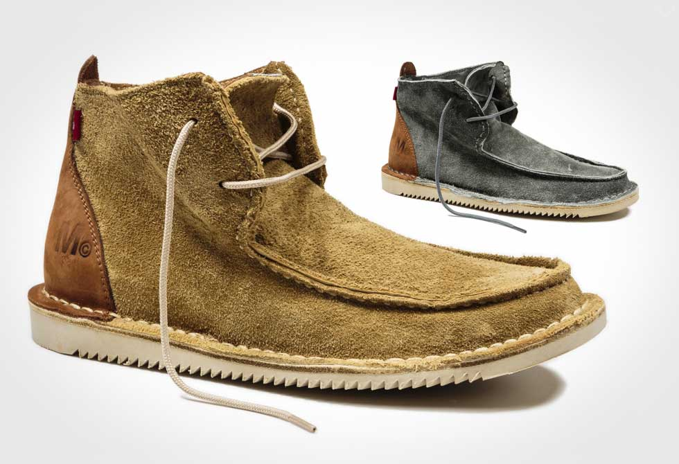 Oliberte Boloo X McNairy Wallabe Boot