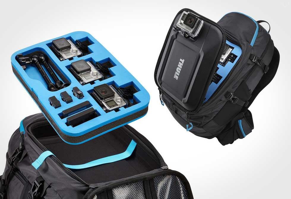 Thule Legend GoPro Case Collection