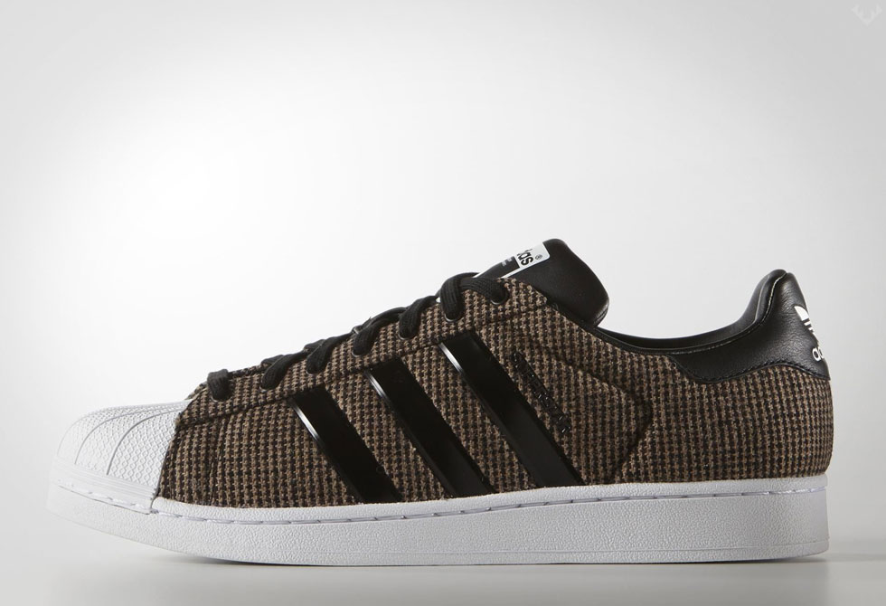 Adidas Originals Superstar Winterized Shoes