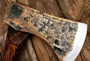 Cergol Tool and Forgeworks Axe