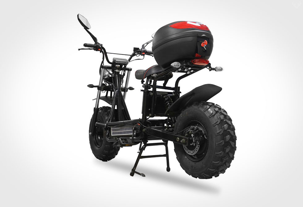 Daymak's Beast Electric Bike