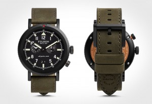 Filson Scout Dual Time Watch