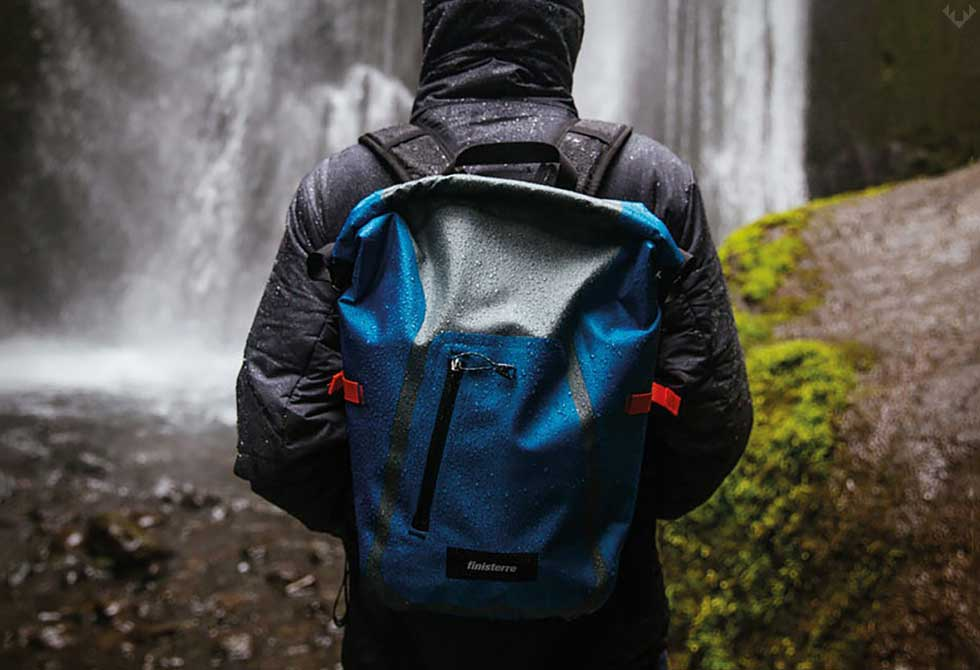 Finisterre Waterproof Rucksack