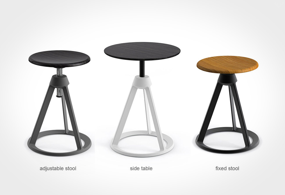 Piton-Adjustable-Height-Stool-3-LumberJac
