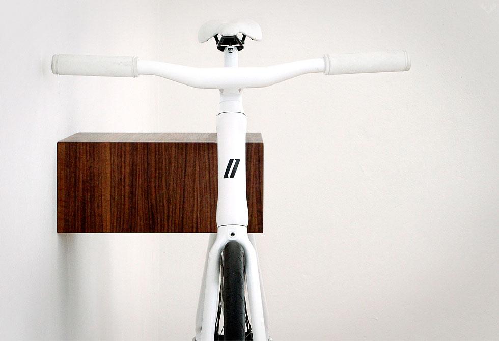 Mikili TIAN Walnut Bike Rack