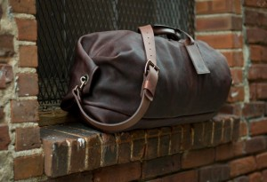 The Gunnar Duffle by Go Forth Goods