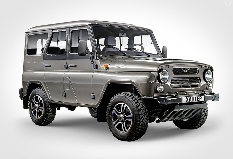 UAZ-Hunter-Truck-Series-2-LumberJac