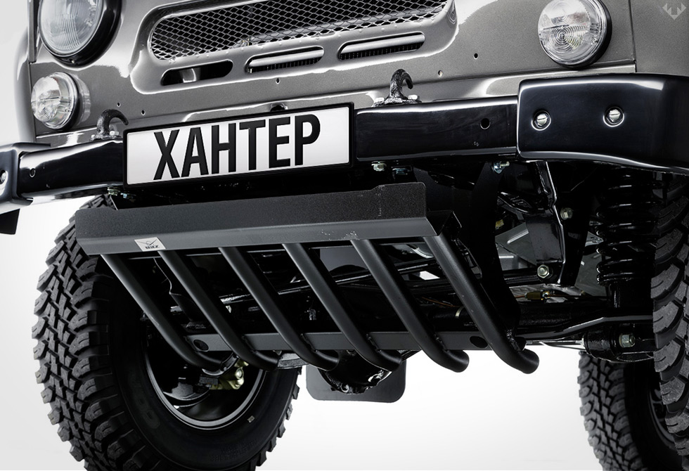 UAZ-Hunter-Truck-Series-4-LumberJac