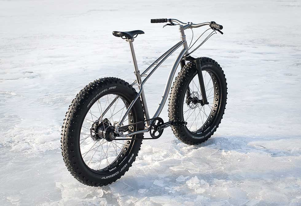 Budnitz FTB Bike