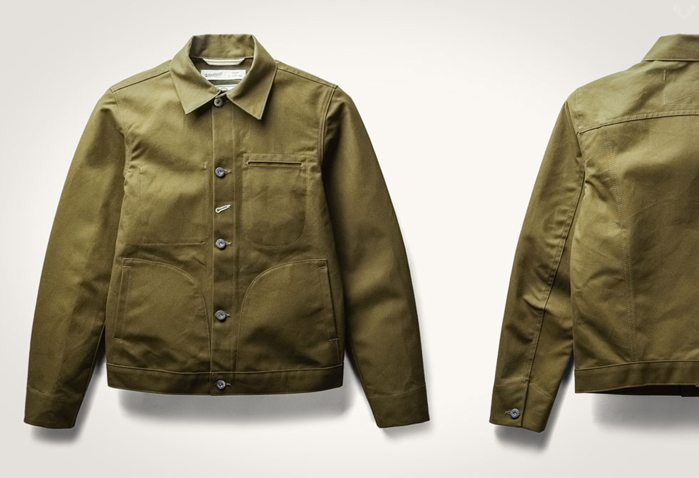 Rogue Territory x Woodlands Ridgeline Jacket