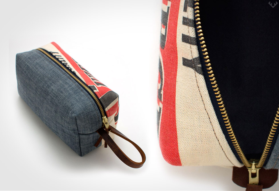 Vintage-seed-sack-and-Japanese-Denim-Travel-Kit-1-LumberJac