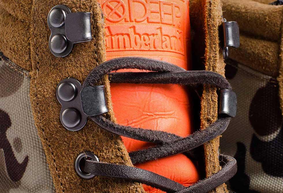 10Deep x Timberland Duck Hunt Boot